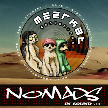 Nomads in Sound v3 cover art