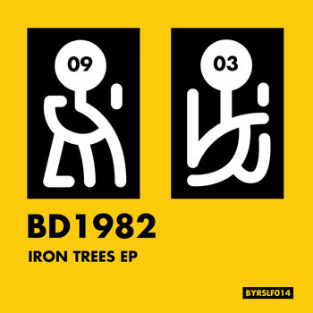 Iron Trees cover art