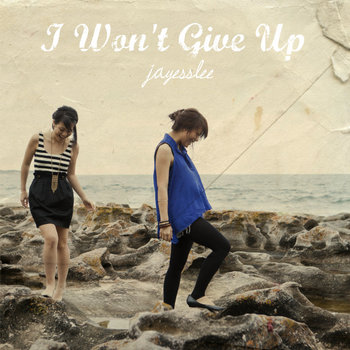 I Won't Give Up cover art