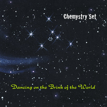 Dancing On The Brink Of The World cover art