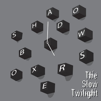 The Slow Twilight LP cover art