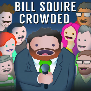 Crowded cover art
