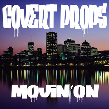 Movin' On - 2013 cover art