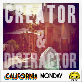 California.Monday cover art