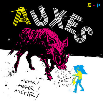 Mehr! Mehr! Mehr! cover art