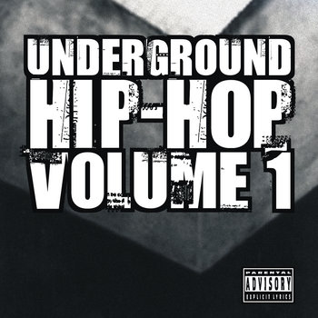 URBNET - Underground Hip-Hop, Vol. 1 cover art