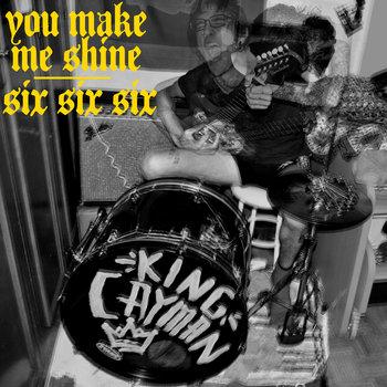 You make me shine / SIX SIX SIX cover art