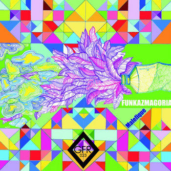 (GFR023) Funkazmagoria cover art