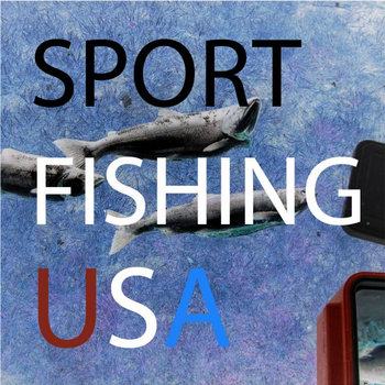 SPORT FISHING USA cover art