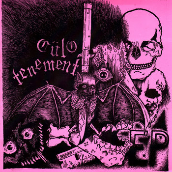 TENEMENT & CULO SPLIT EP cover art