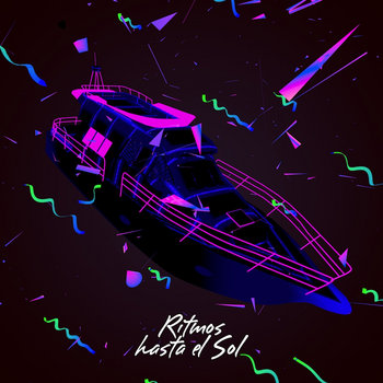 Va - Ritmos hasta el sol (Cassette Blog 2do Aniversario) cover art