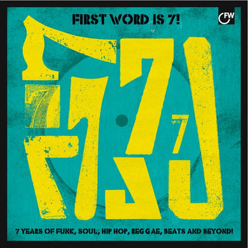 First Word is 7 cover art