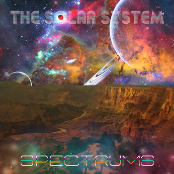 Spectrums cover art