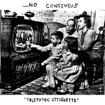 Telepathic Etiquette cover art