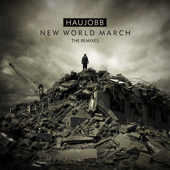 New World March - The Remixes cover art
