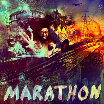 Marathon-Single cover art