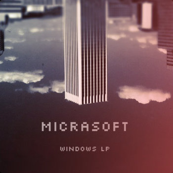 Windows LP cover art