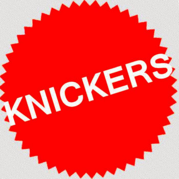 """Knickers"" cover art"