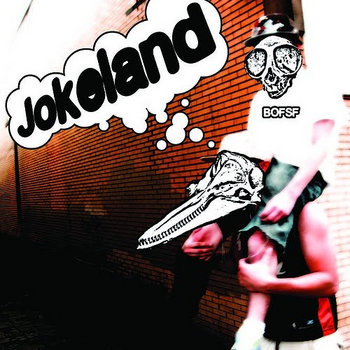 Jokeland cover art