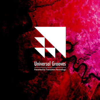 Universal Grooves LP cover art