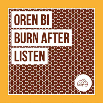 Burn After Listen cover art