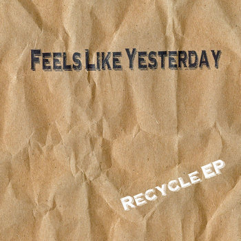 Recycle EP cover art