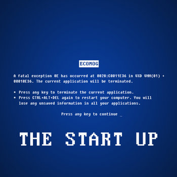 The Start Up cover art