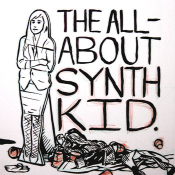 Synth Kid - EP cover art
