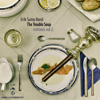 The Trouble Soup Remixes Vol.2. cover art