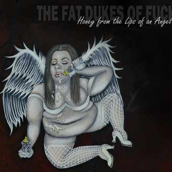 Honey from the Lips of an Angel cover art