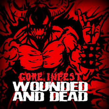 GORE INFEST cover art