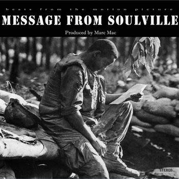 Message From Soulville cover art