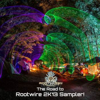 Road to Rootwire 2K13 Sampler cover art