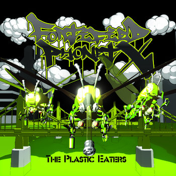 The Plastic Eaters cover art