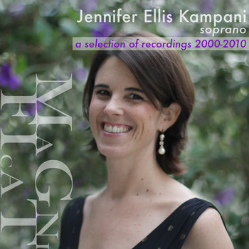 Jennifer Ellis Kampani Sampler cover art