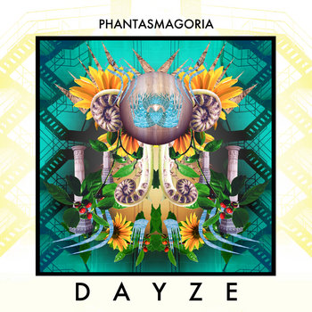 DAYZE cover art