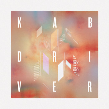 ARX013 - Kab Driver LP cover art