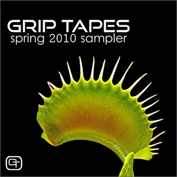 Grip Tapes Spring 2010 Sampler cover art