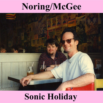 Sonic Holiday cover art