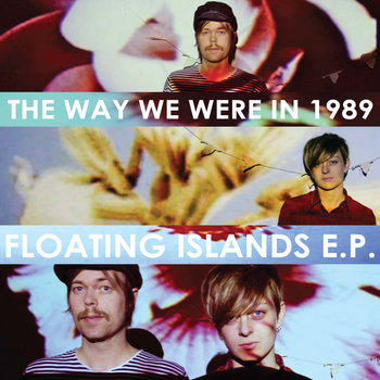 Floating Islands E.P. cover art