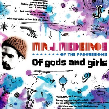 Of gods and girls cover art
