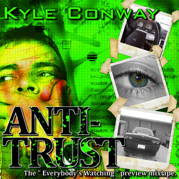 The Anti-Trust Mixtape cover art