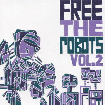 Free the Robots EP Vol.2 cover art