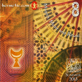 The Hermetic Library Anthology Album - Magick, Music and Ritual 8 cover art
