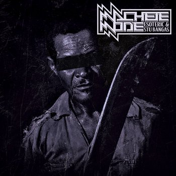 Machete Mode cover art