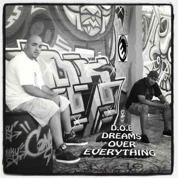 D.O.E(Dreams Over Everything) cover art