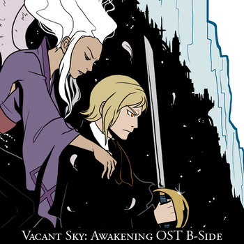 Vacant Sky: Awakening OST B-Side cover art