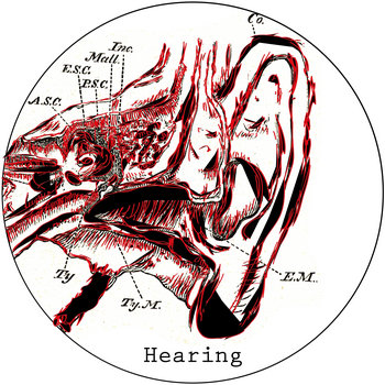 Hearing cover art
