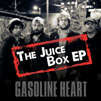 The Juice Box EP cover art