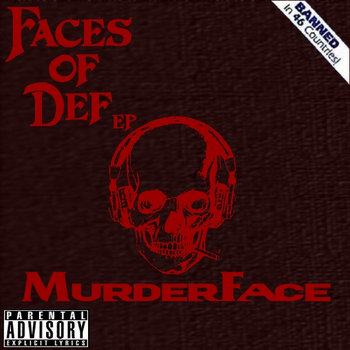 Faces of Def EP cover art